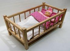 Fa babágy rácsos kicsi (No.:520462)