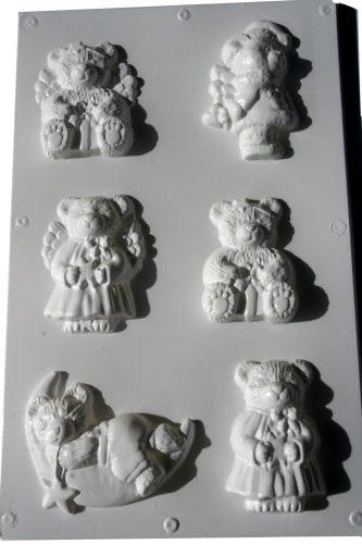 Gipszkiöntő maci forma (No.:600355)